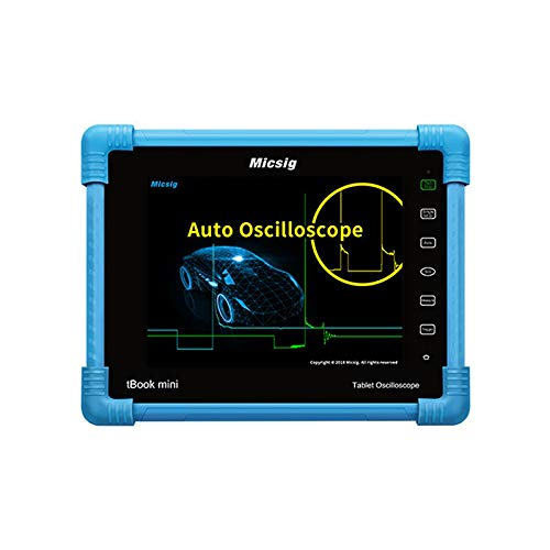 Micsig Digital Automotive Tablet Oscilloscope 100MHz 4 Channels...