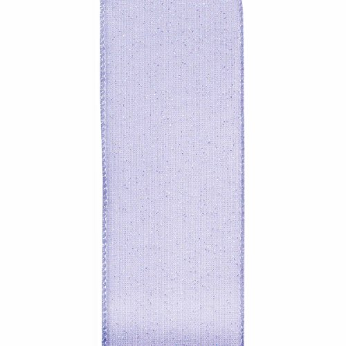 Offray, Lavender Wired Edge Quest Craft Ribbon, 2 1/2-Inch x 9-Feet, 2-1/2 Inch