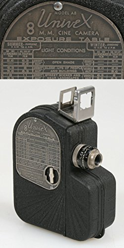 FILM MOVIE CAMERA ART DECO