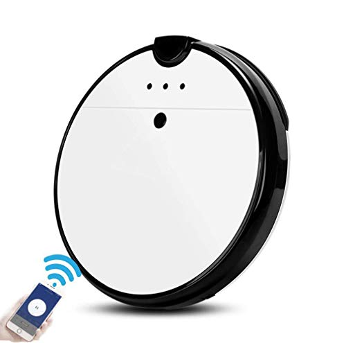 Great Features Of BYBYC Robot Vacuum Cleaner, 1800pa Robot Vacuum Cleaner, Ultra-Thin, Washable Filt...