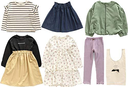 (セラフ)seraph 2021 福袋 女の子 子供服 キッズ ジュニア カジュアル 6点セット【s182011】110cm ワンカラー