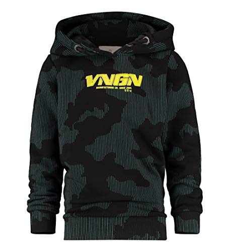 Vingino Now Jungen Kapuzen Sweatshirt deep Black PS 21 (152)