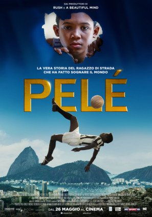 Pele : Birth of A Legend – French Movie Wall Poster Print - 43cm x 61cm / 17 Inches x 24 Inches A2