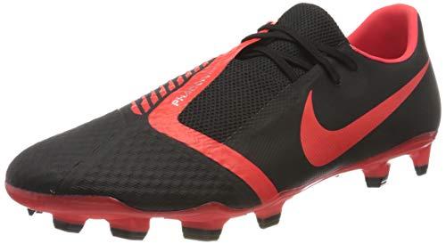 Nike Herren Phantom Venom Academy FG Fußballschuhe, Schwarz (Black/Bright Crimson 060), 42 2/3 EU