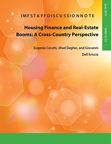 Housing Finance and Real-Estate Booms : A Cross-Country Perspective
