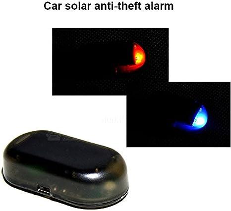 Alftek Warnlicht Blitz Signal Des Solarenergie Auto Led Alarm Licht Für Auto Sicherheitssystem Auto