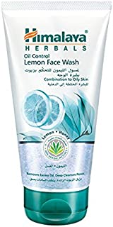 Himalaya Oil Control Lemon Face Wash - 150Ml