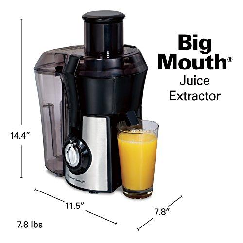 Hamilton Beach Pro Juicer Machine(67608A)