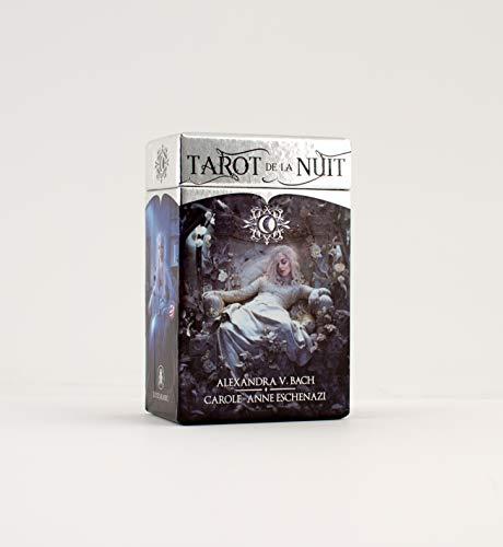 Tarot De La Nuit : 79 cartes de tarot en couleur et instructions