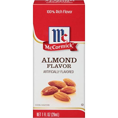 McCormick Imitation Almond Flavor, 1 fl oz