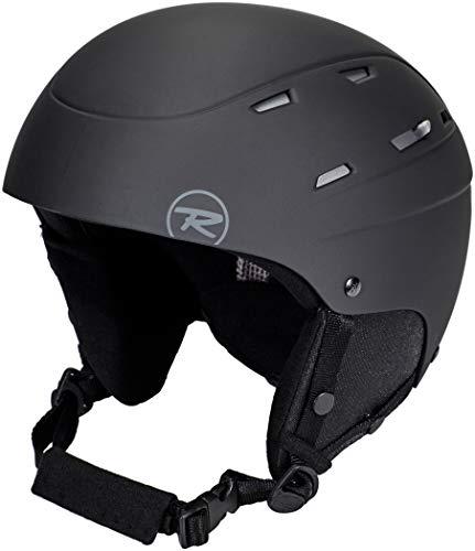 Rossignol Damen Reply Impacts Helmet, schwarz, M/L (54-58)