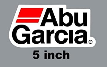 Abu Garcia Decal Sticker Fishing Line, Lures, Rods, Baits