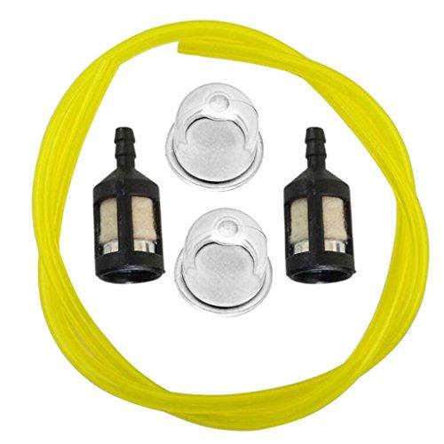 Kraftstoffschlauch Kraftstofffilter Zündkerze Für Homelite-Rasentrimmer/Gebläse unter 30cc