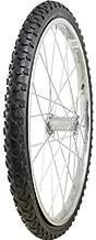 Marathon Tires Pneumatic Tire On Steel Spoked Wheel - 3/4in. Bore, 24 x 2.125