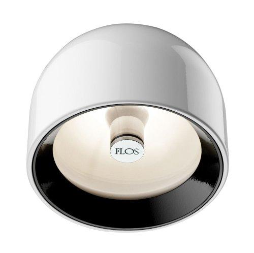Flos WAN C/W BCO, Glas, weiß, 11,5x8,9cm