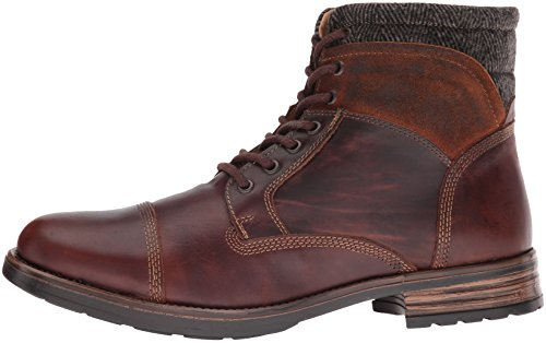 Steve Madden Men's Gunison Boot, Tan, 11 M US