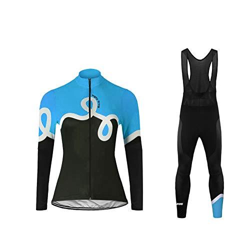 Sports Wear Uglyfrog Invierno Mujer Ropa Ciclismo Maillot Mangas Largas Camiseta de...