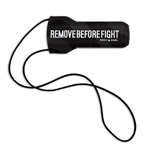 BunkerKings Evalast Barrel Cover Remove Before Fight schwarz