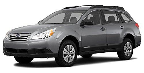 2011 Subaru Outback 2.5i Premium, 4-Door Wagon 4-Cylinder Automatic Transmission PZEV, Steel Silver Metallic