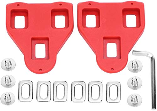 ohcoolstule Bike Pedals RD3-D Self-Locking Lock Plate Bicycle Footrest Cleat Cycling Equipment