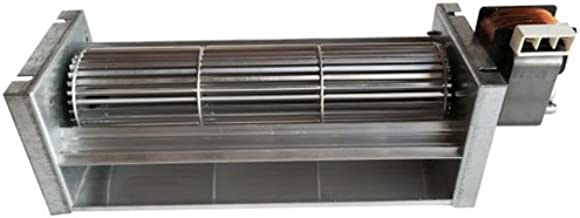 Motor Ventilador tangenziale tga80310x 44mm emmevi fergas Estufa a PELLAS 148303