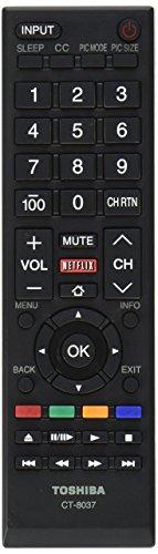 New Ct-8037 Remote Control fit for 40L3400 40L3400U 50L3400 50L3400U 58L5400 58L5400U 58L5400UC 65L5400 65L5400U 65L5400UC