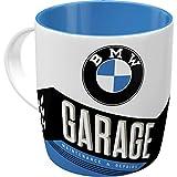 Nostalgic-Art 43035 Retro Kaffee-Becher BMW - Garage, Große Lizenz-Tasse mit BMW-Motiv,...