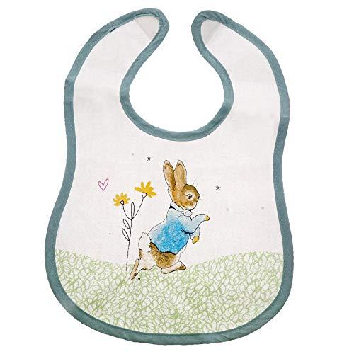 Beatrix Potter Bavoir pour Enfant Peter Rabbit