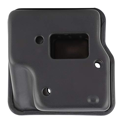 Silenciador de escape, postventa de alta calidad Exacto 8 x 8,5 x 8,5 cm Conjunto de escape de silenciador para STIHL Abs
