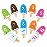 Learning Resources Smart Snacks Number Pops, Set of 10