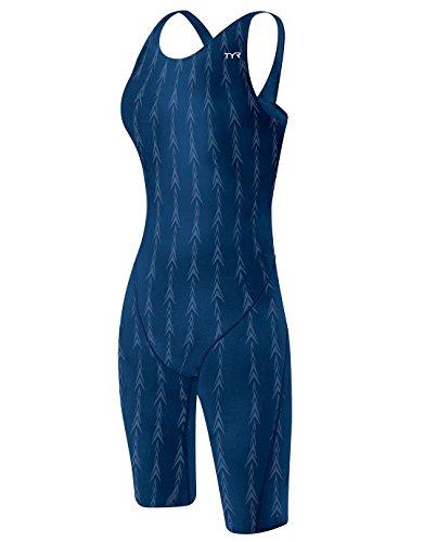TYR Fusion, Costume Donna da Gara, Navy, 34