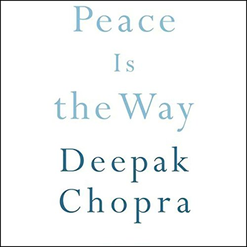 Peace Is the Way audiobook cover art