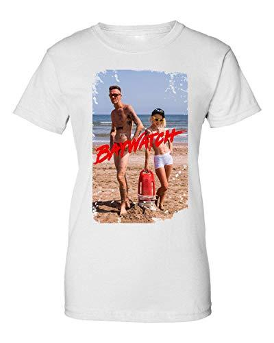 Die Antwoord Baywatch Damen T-Shirt Large