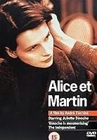 Alice et Martin [DVD]