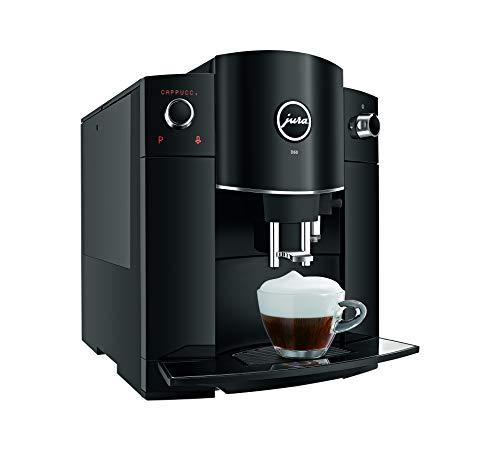Jura D60 koffie-/espresso volautomaat zwart