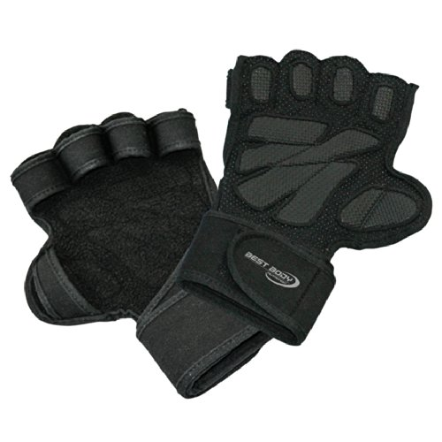 Best Body Nutrition Handschuhe-Handschuhe Power Pad L