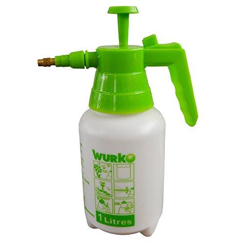 Wurko - Pulverizador con Bomba 1 Litro