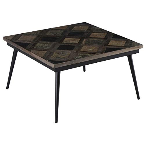 Athezza Tables Basses Versailles 80x80x46cm