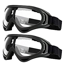 top 10 baby safety glasses GUSTYLE 2-pack windproof glasses and UV400 safety glasses for children Ideal …