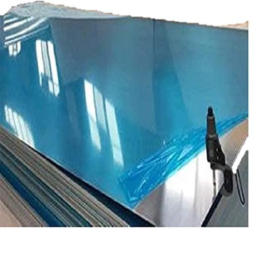 LAMIERA IN ALLUMINIO CON SPESSORE 3 MM, SELEZIONABILI VARIE DIMENSIONI(nel nostro negozio sono presenti altri spessori e formati) … (250X250 mm)