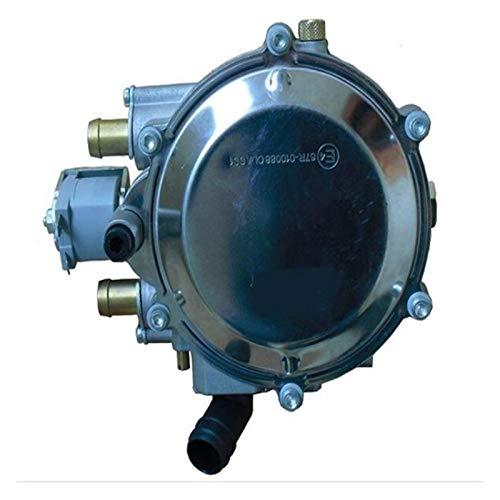 YEZIO Ventilmagnetventil LPG Traditionelle Vaporizer EFI Druckminderer mit Magnetventil for Absaugsysteme Mechanisches Ventil