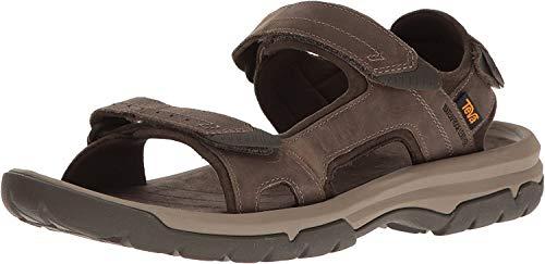 Teva Men's Langdon Sandal, Walnut, 11 Medium US