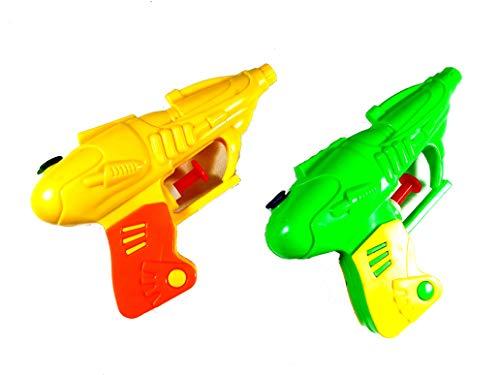 MJ Ragav Water Squirt Gun Pistol for Kids Powerful Pump Water Gun ( Pics of 2)