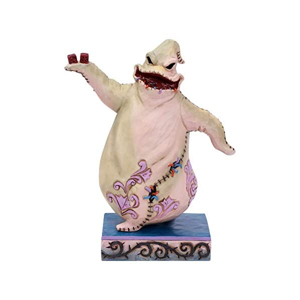 Enesco Disney Traditions by Jim Shore The Nightmare Before Christmas - Figura decorativa de peluche 1