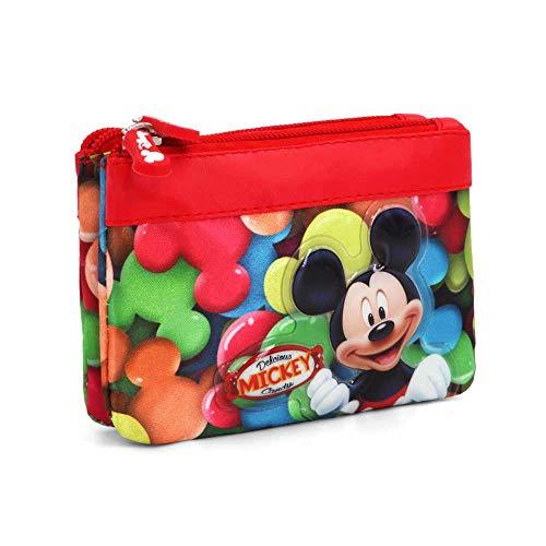 Karactermania 36198 Mickey Mouse Delicious Monederos, 14 cm,...