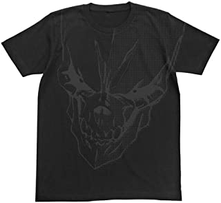 オーバーロード アインズ オールプリントTシャツ ブラック Lサイズ