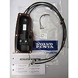 Volvo Penta Pump Cover mfg Part Number 21945911