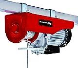 Einhell Palan électrique TC-EH 600 (1050W , Hauteur d'élévation sans poulie : 5,7...
