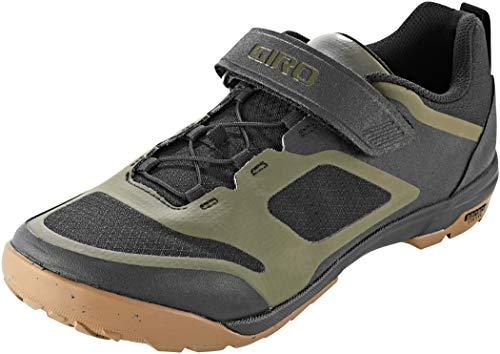 Giro Ventana Fastlace Zapatillas para Bicicleta eléctrica, MTB Trail Touring, Hombre, Negro...