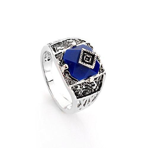 lureme® Vampire Diaries Daylight Walking Signet Caroline's Ring for Fans-M(04001481-1)